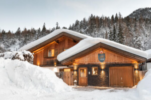 Family Chalet Karwendel - Oostenrijk