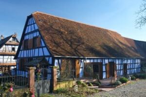 Vakantiehuis Le Clos Blue - Gite Rural Frankrijk