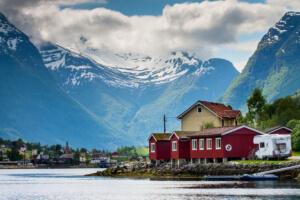 Nesset Fjordcamping - Noorwegen