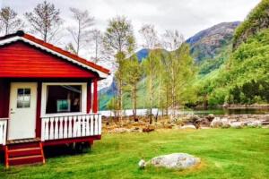 Wathne Camping - Noorwegen